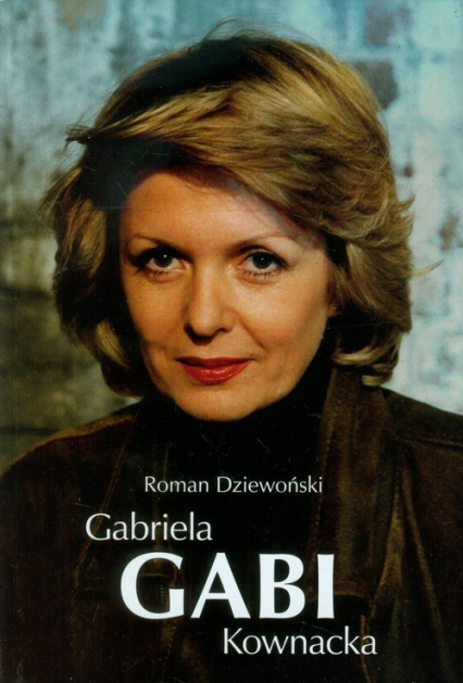 Gabi Gabriela Kownacka - Roman Dziewoński | okładka