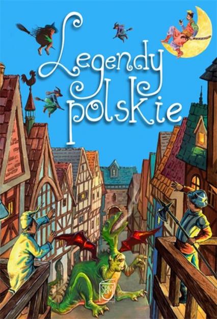 Legendy polskie - Elżbieta Safarzyńska | okładka