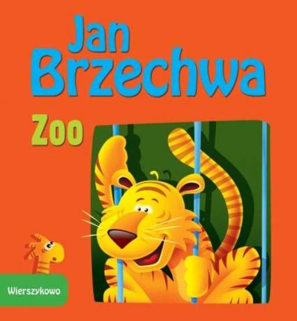 Wierszykowo Zoo - Jan Brzechwa | okładka