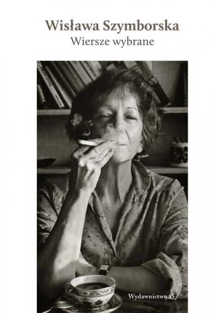 Wiersze wybrane - Wisława Szymborska | okładka