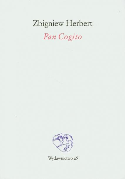Pan Cogito - Zbigniew Herbert | okładka