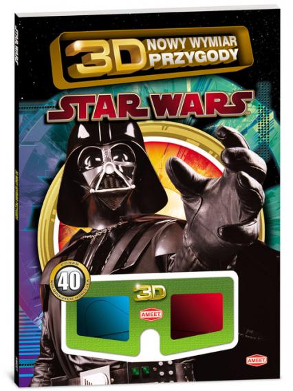 Star Wars! 3D Nowy wymiar przygody -  | okładka