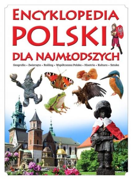 Encyklopedia Polski dla najmłodszych -    okładka