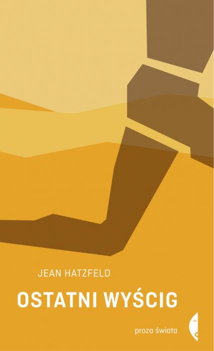 Ostatni wyścig - Jean Hatzfeld | okładka