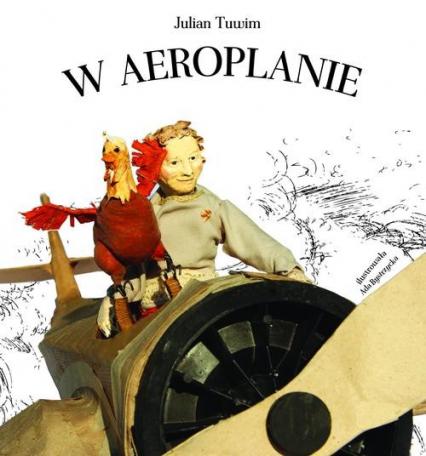 W aeroplanie - Julian Tuwim | okładka