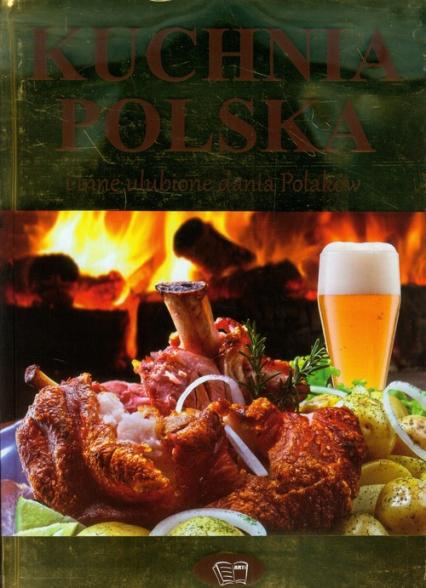 Kuchnia polska i inne ulubione dania Polaków -  | okładka