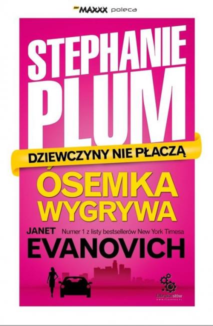 Stephanie Plum Ósemka wygrywa - Janet Evanovich | okładka