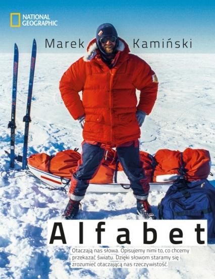 Alfabet - Marek Kamiński | okładka