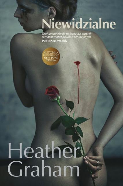 Niewidzialne - Heather Graham | okładka