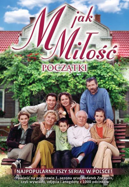 M jak miłość - Marcin Mastalerz | okładka