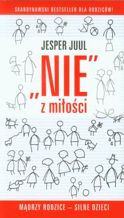 Nie z miłości - Jesper Juul | okładka