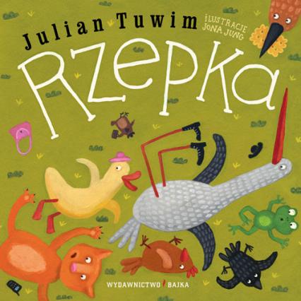 Rzepka - Julian Tuwim | okładka