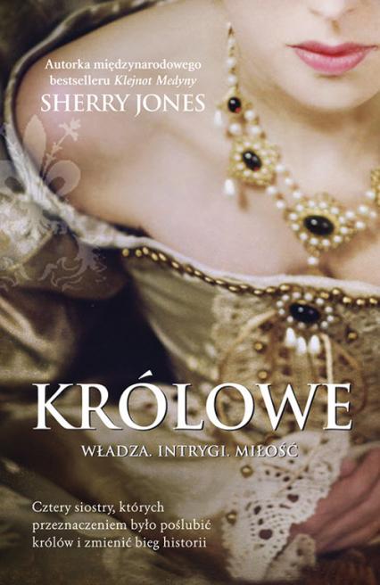 Królowe - Sherry Jones | okładka