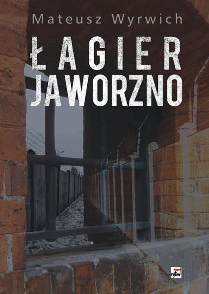 Łagier Jaworzno - Mateusz Wyrwich | okładka