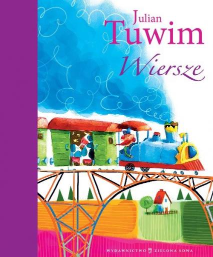 Wiersze Julian Tuwim - Julian Tuwim | okładka