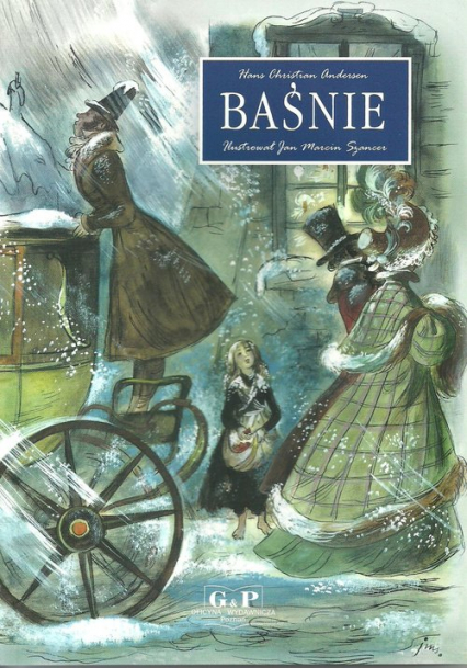 Baśnie - Andersen Hans Christian | okładka