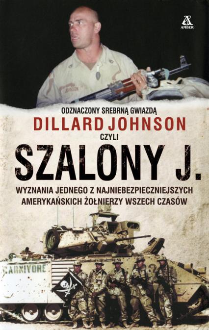 Szalony J. - Dillard Johnson | okładka