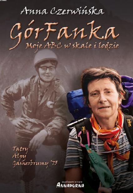 GórFanka Moje ABC w skale i lodzie - Anna Czerwińska | okładka