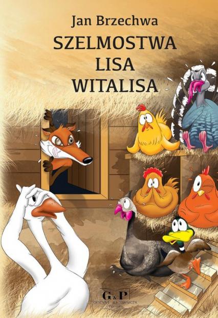 Szelmostwa Lisa Witalisa - Jan Brzechwa | okładka