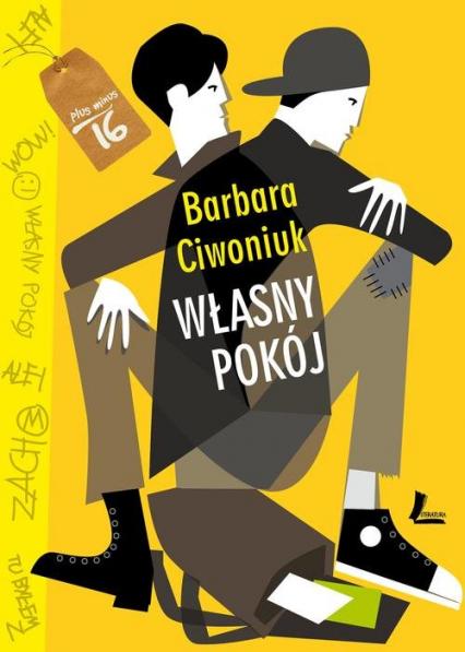 Własny pokój - Barbara Ciwoniuk | okładka