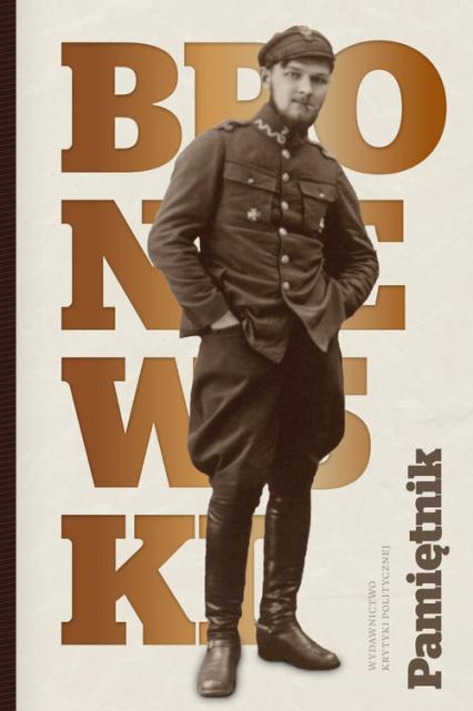 Pamiętnik - Władysław Broniewski | okładka