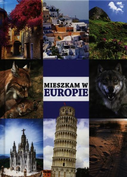 Mieszkam w Europie -  | okładka