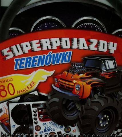 Superpojazdy Terenówki - zbiorowa praca | okładka