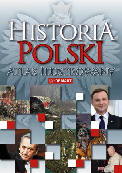 Historia Polski atlas ilustrowany -  | okładka