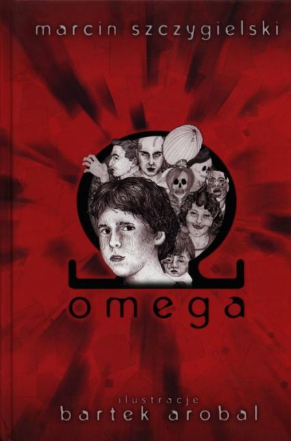 Omega - Marcin Szczygielski | okładka