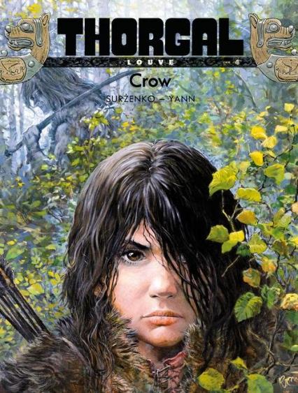 Thorgal Louve Crow Tom 4 -    okładka