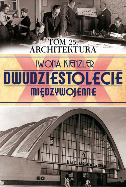 Architektura - Iwona Kienzler | okładka