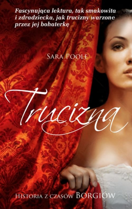 Trucizna - Sara Poole | okładka