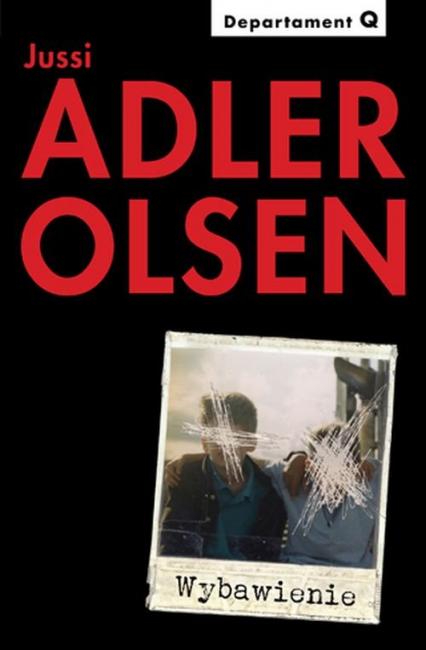 Wybawienie - Jussi Adler-Olsen | okładka