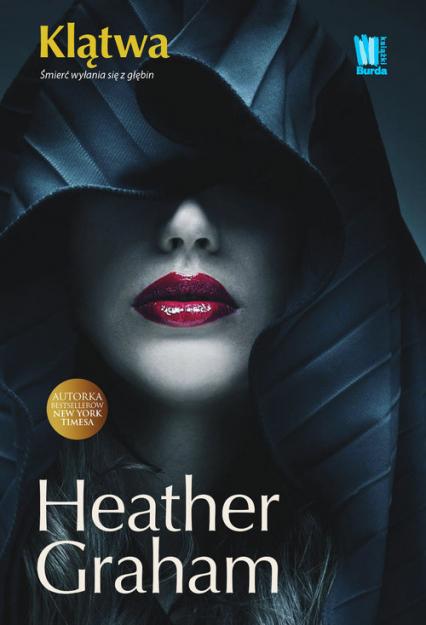 Klątwa - Heather Graham | okładka