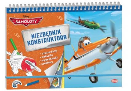 Samoloty Niezbędnik konstruktora -  | okładka