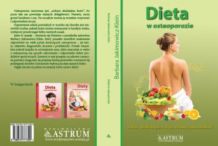 Dieta w osteoporozie - Barbara Jakimowicz-Klein | okładka