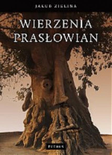 Wierzenia prasłowian - Jakub Zielina | okładka