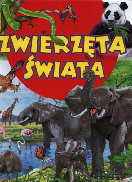 Zwierzęta świata - Pere Rovira | okładka