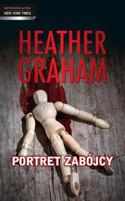 Portret zabójcy - Heather Graham | okładka