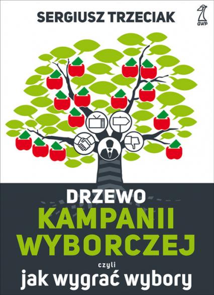 Drzewo kampanii wyborczej czyli jak wygrać wybory - Sergiusz Trzeciak | okładka
