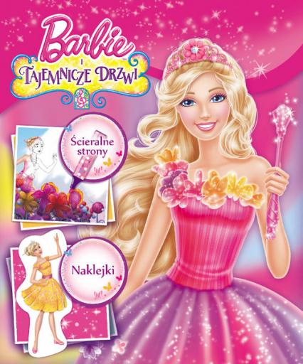 Barbie i Tajemnicze Drzwi Kolorowanka -  | okładka