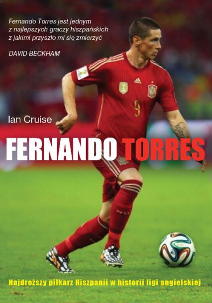Fernando Torres - Ian Cruise | okładka