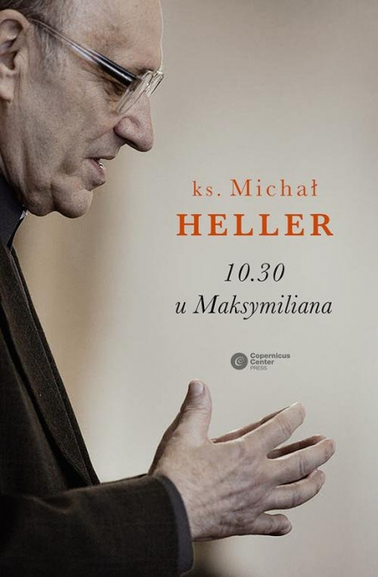 10.30 u Maksymiliana - Michał Heller | okładka