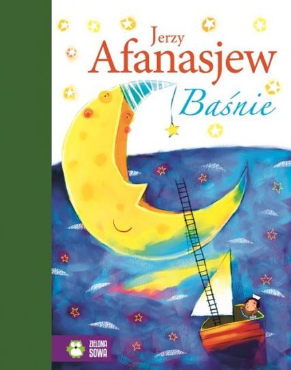 Baśnie - Jerzy Afanasjew | okładka