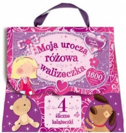 Moja urocza różowa walizeczka - zbiorowa praca | okładka