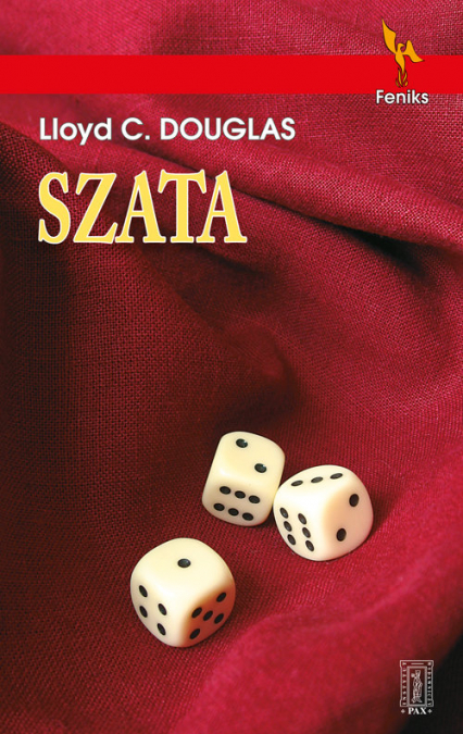 Szata - Douglas Lloyd C. | okładka