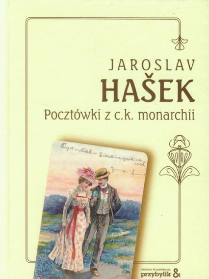 Pocztówki z c.k. Monarchii - Jaroslav Hasek | okładka