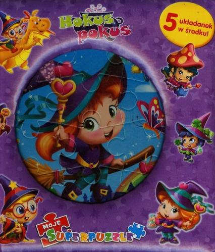 Hokus pokus Super puzzle -  | okładka