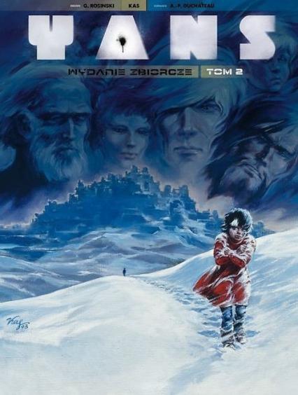Yans Tom 2 - Andre-Paul Duchateau | okładka