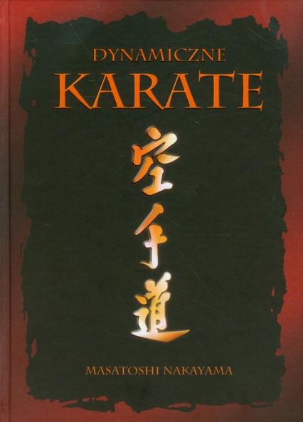 Dynamiczne Karate - Masatoshi Nakayama | okładka